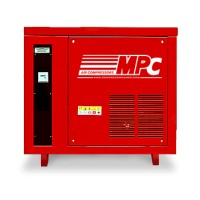 Soundproof air compressor MUTEBOX 7,5